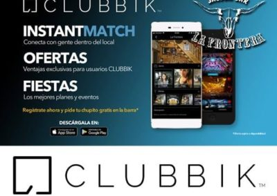CLUBBIK – Branding and Advertising